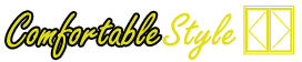 The ComfortableStyle window and door software logo.