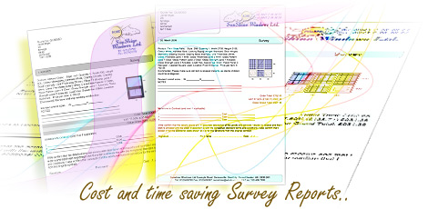 A selection of Survey reports for windows, doors, conservatories, bays and more.