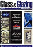 GGP - Glass & Glazing Products Magazine cover.